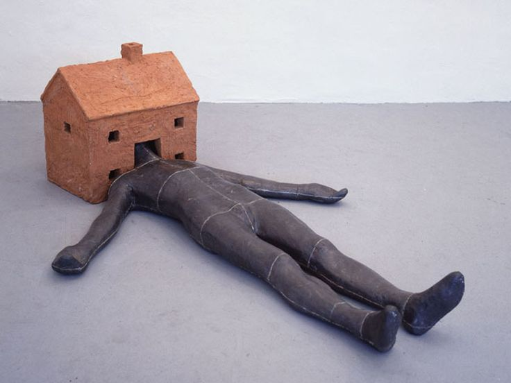 Antony Gormley. Home    More at :    http://www.valenciamindfulnessretreat.org