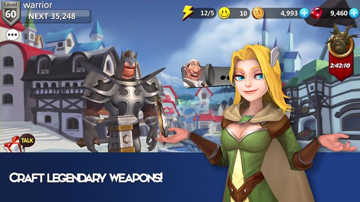 Craft Your Weapon!