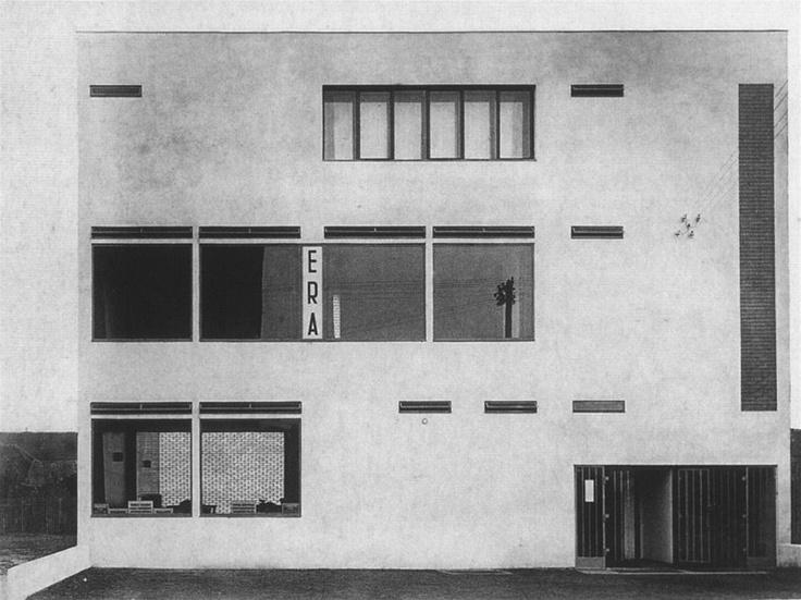 Cafe ERA, Josef Kranz, Brno, Czechoslovakia, 1927-29