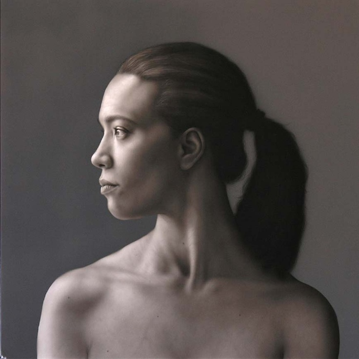 Bernardo Torrens, Acrylic on canvas