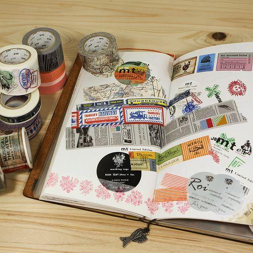 Masking tapes | Flickr - Photo Sharing!