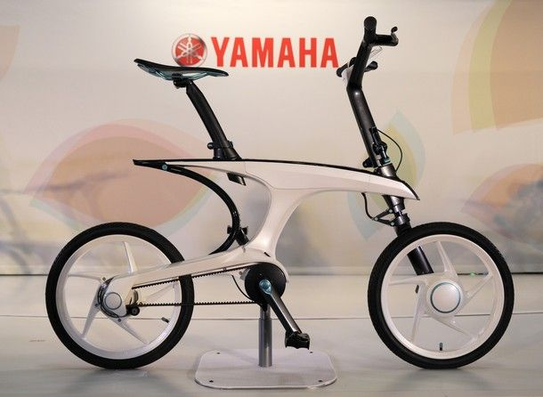 Yamaha's Joint Development of Electrically Power Assisted Bicycles with Giant Bicycles