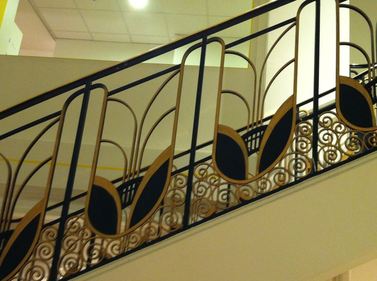 garde corps art d co du bon march paris garde corps pinterest art and paris. Black Bedroom Furniture Sets. Home Design Ideas