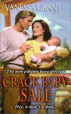 Romance Bookstore stocks romance--- haha crack baby sale?! What?!?