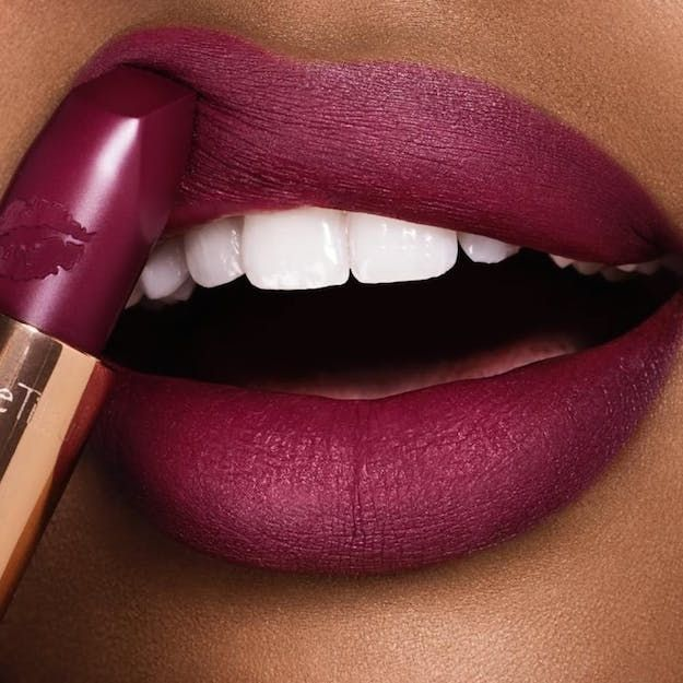 Hel's Bells by Charlotte Tilbury Swatch | 13 Winter Lipstick Shades Your Makeup Bag Needs