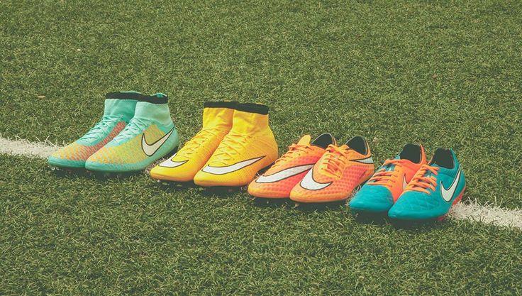 Nike Innovation Showcase Rome Day 2 : Football News : Soccer Bible