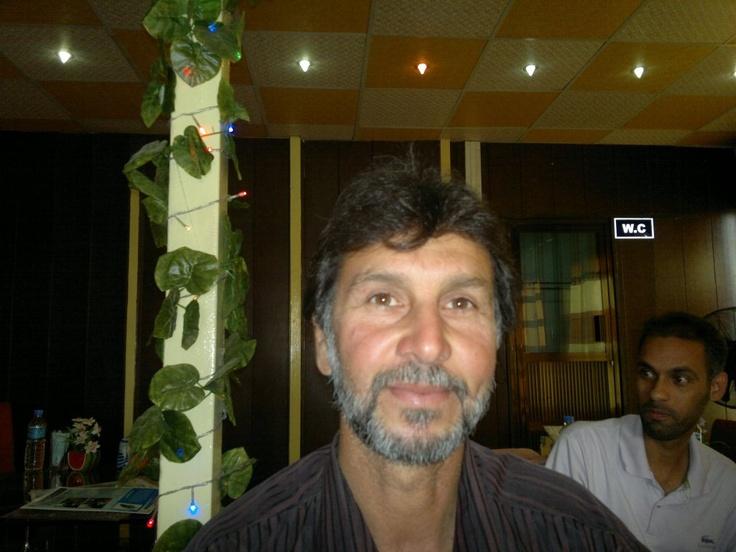 Satar Gaber, age 47 Kurdistan TV Editor