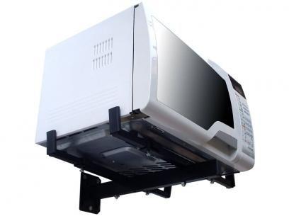 Suporte para Micro-ondas e Forno Elétrico SBR3.4 - Brasforma com as melhores condições você encontra no Magazine Jr. Confira!