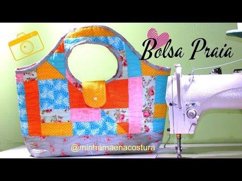 Bolsa Praia - YouTube