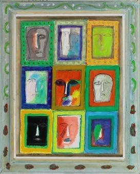 Nine Faces (1997) - Ismail Fattah