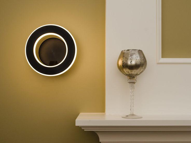 Custom lighting design by Karice - Award winning Electron Wall Sconce