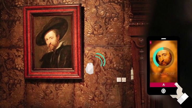 Case movie Rubens House iBeacon App. Prophets has created a prototype with Apple iBeacon technology in the Rubens House in Antwerp. We´re br...