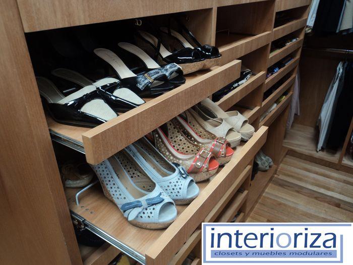 59 mejores im genes de varios en pinterest centros de for Closet de madera para zapatos