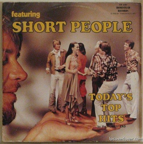 Worst Album Covers Short People