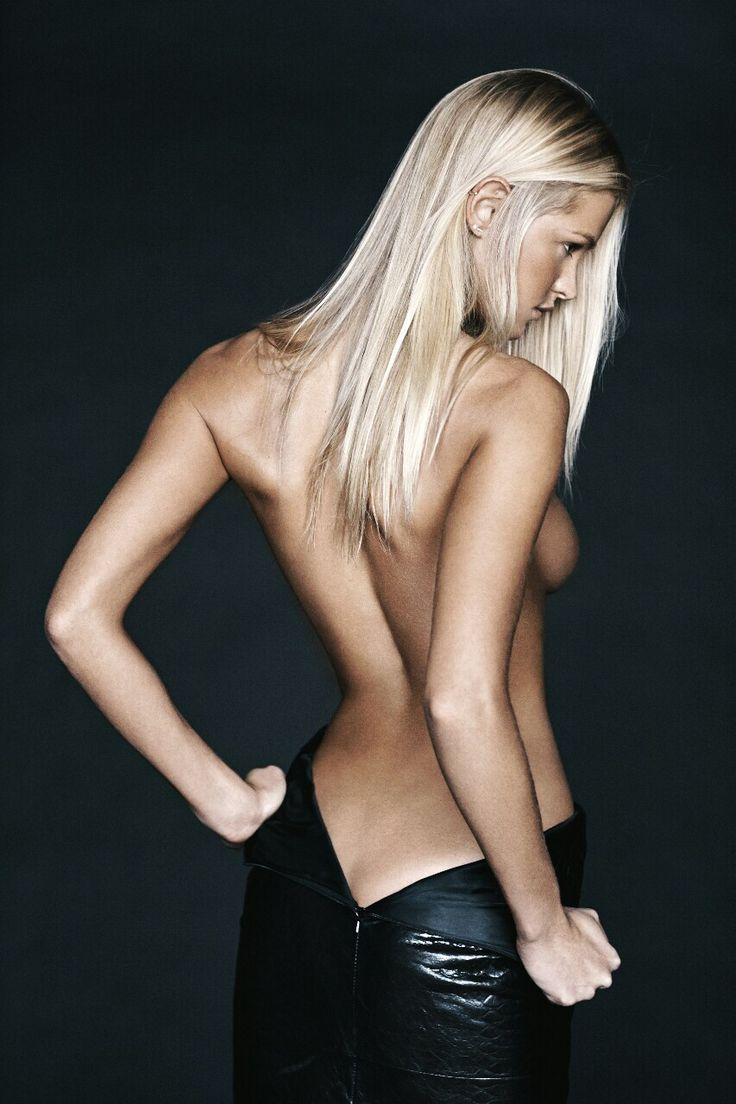 Josephine Skriver for Victoria's Secret.