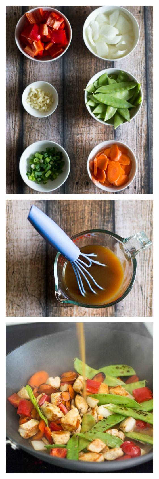 Super Easy Stir-Fry!