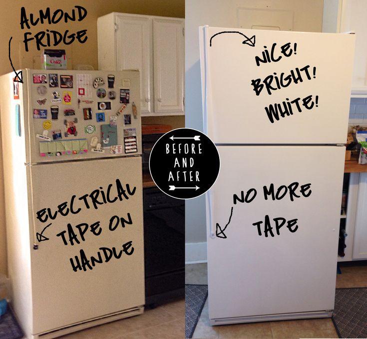 """Über 1.000 Ideen zu """"Bemalter Kühlschrank auf Pinterest ..."""