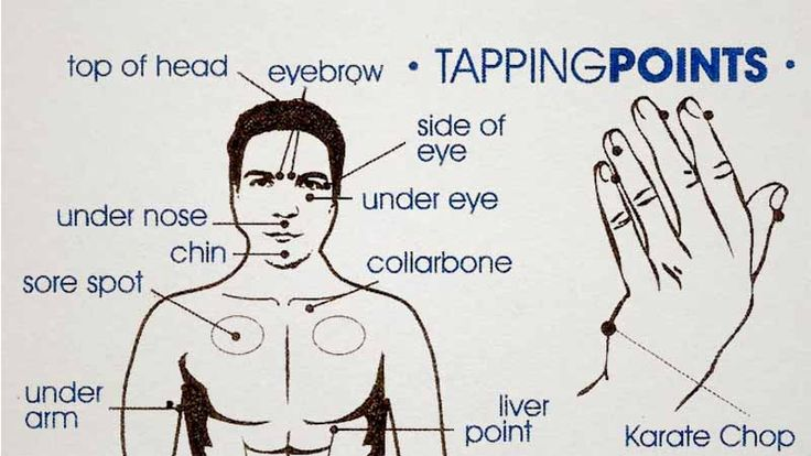 Tap these acupressure points on your body to immediately relieve stress and anxiety - http://themindsjournal.com/tap-these-acupressure-points/