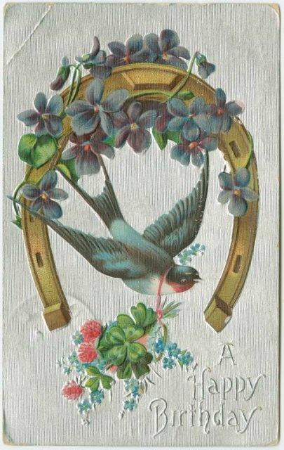 Фотошоп открытки с днем рождения 8 лет