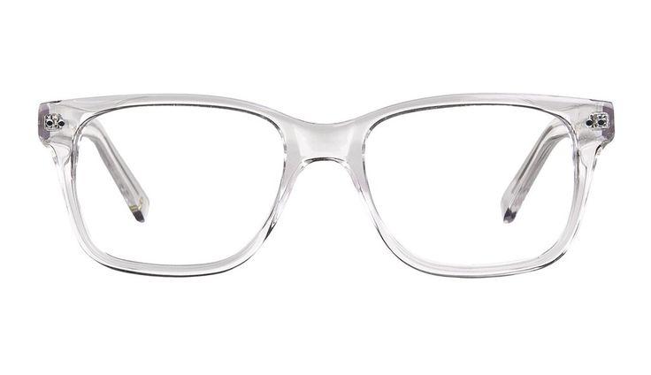 Con una silueta ancha y un color llamativo, no te preocupes, con tus lentes Clark polarizados de sol seguro te dejan pasar