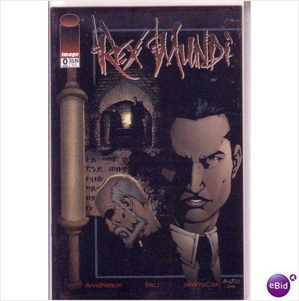 Image Comics Rex Mundi #0 Aug 2002 on eBid United Kingdom