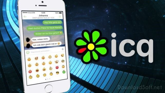 Download ICQ 2019 Free 🥇 Voice and Video Chat for PC/Mobile in 2019