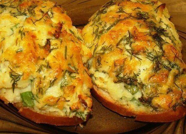 ... рецептов ГОРЯЧИХ БУТЕРБРОДОВ! 1. Горячие бутерброды с картошкой Ингредиенты: - 3-4 картофелины - соль - перец - хлеб - масло для жарки Приготовление: 1. Натереть сырой картофель на тёрке и посолить-поперчить по вкусу, нарезать хлеб или  ...
