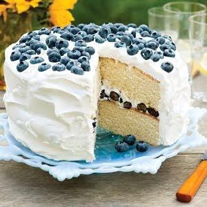 Google Image Result for http://4.bp.blogspot.com/_R-pjKkBrFIM/TEWjAGoYufI/AAAAAAAAAg8/7TzKUNVCd20/s400/blueberry%2Bcake.aspx: Food Desserts, Cakes Desserts, Layer Cakes, Layer Cake Recipes, Layered Cake, Blueberries Desserts
