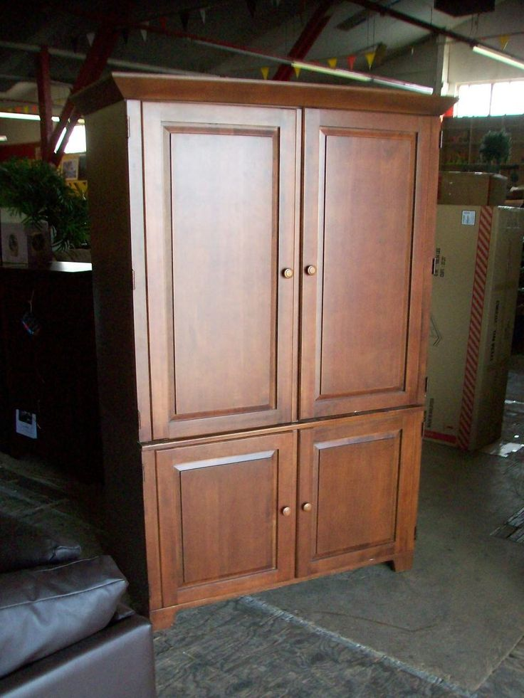 new corner armoire closet roselawnlutheran