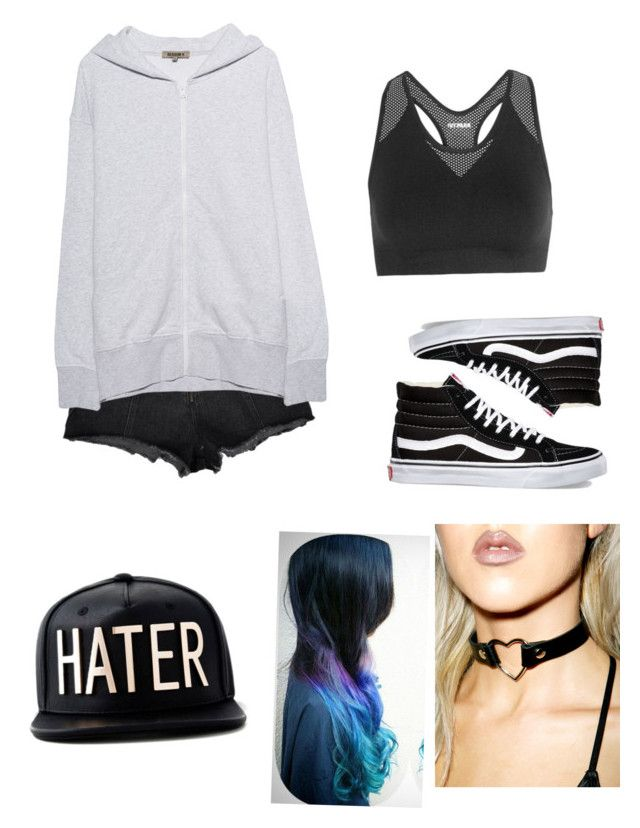 """""""Young & Dumb"""" by rand0mgirl1230 on Polyvore featuring Ivy Park, Yeezy by Kanye West, Vans and Funk Plus"""