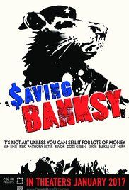 """Saving Banksy"" is a new documentary film that tells the story of one misguided art collector's attempts to save a Banksy painting from destruction and the auction block. Featuring some of the world's top street artists, this film poses the question ""What would you do if you owned a million dollar painting that the artist doesn't want sold?"" The film is released in January 2017."