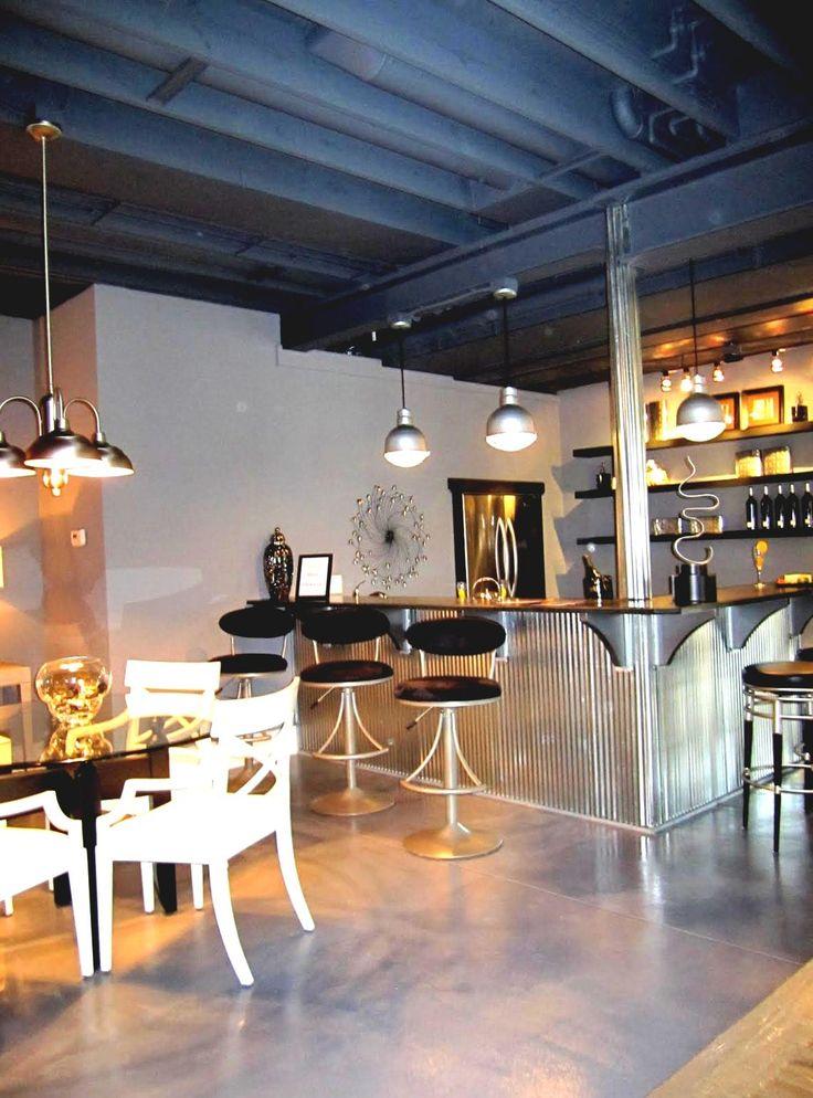25 best ideas about unfinished basements on pinterest. Black Bedroom Furniture Sets. Home Design Ideas