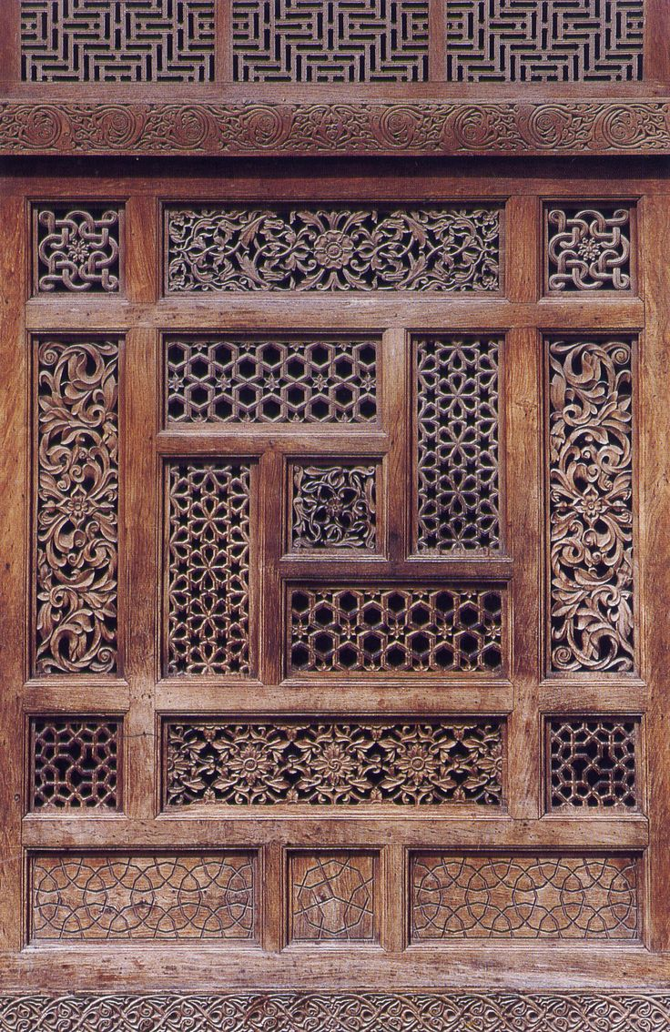 Best Ahşap Oyma The Carving Images On Pinterest Islamic - Carved wood lace like lighting design inspired islamic decoration patterns