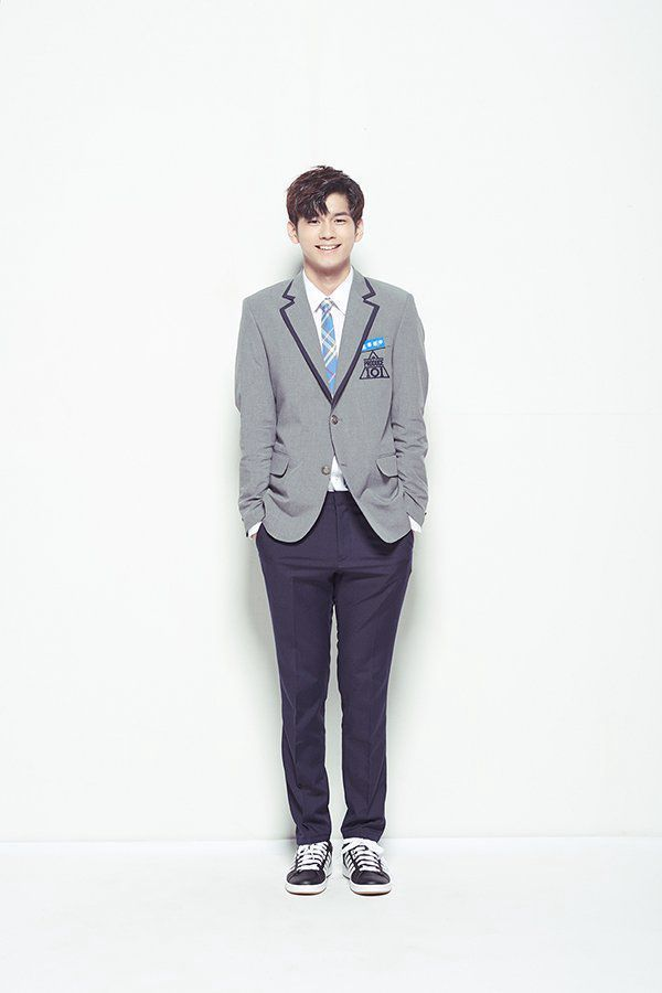 Ong Seong Woo ☆ Fantagio