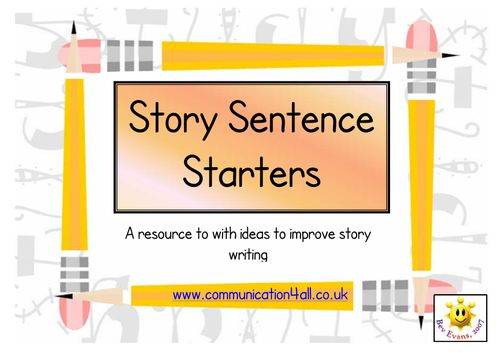 Writing a blurb primary resources