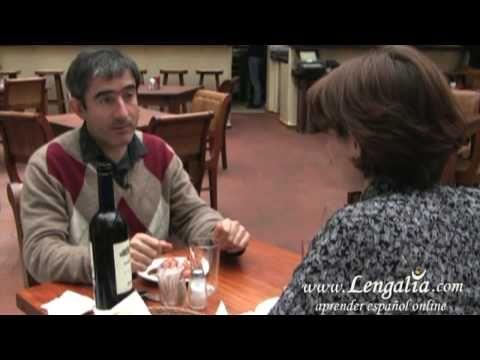 Lengalia - Spanisch Lernen Online kostenlos: Ir de tapas II - YouTube
