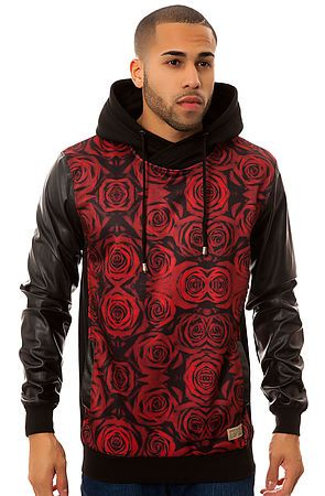The Rose Hoody in Black by Entree use rep code: OLIVE for 20% off!