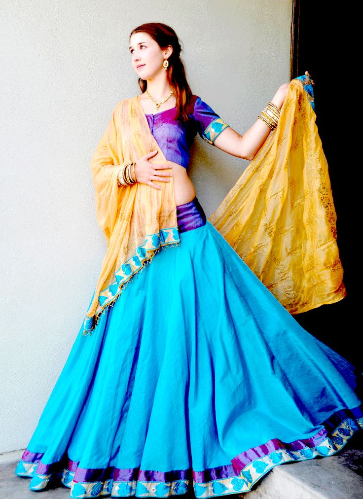 Feeling of Freedom   Gopi Skirt Outfits