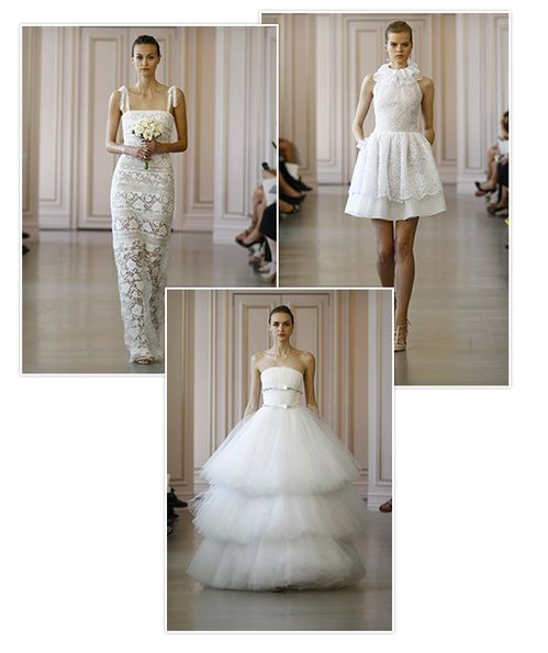 Peter Copping signe sa première collection de robes de mariée chez Oscar de la Renta http://www.vogue.fr/mariage/tendances/diaporama/peter-copping-signe-sa-premire-collection-de-robes-de-marie-chez-oscar-de-la-renta/20165