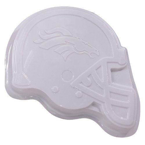 NFL Denver Broncos Fan Cakes Heat Resistant CPET Plastic Cake Pan *** Click image to review more details.