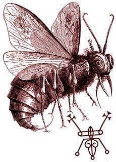 Belzebù, principe dei demoni e signore delle mosche