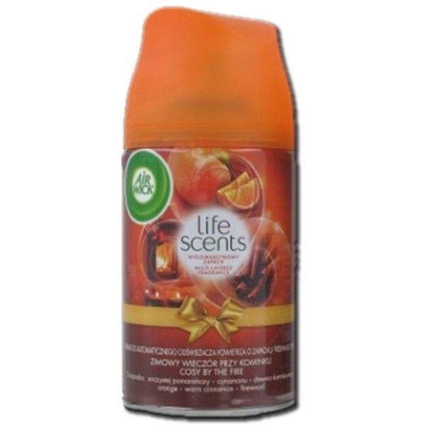 Airwick F Freshmatic Max spray 250ml Life Scents - Cosy by the Fire 5900627057553