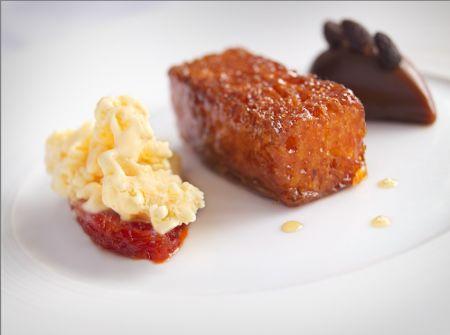 Heston Blumenthal -  Molecular gastronomy