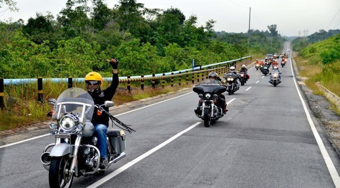 Kota Bogor Bakal Diserbu 7.500 Moge Harley-Davidson  #BOGORBIKEWEEK2015 by #HDCIBogor