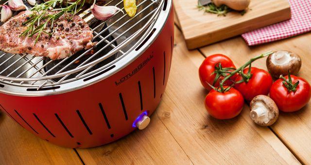 Una soluzione perfetta per fare il barbecue dove vuoi tu: dopo due anni di prove sul campo possiamo definirlo il miglior barbecue portatile (senza fumo) al mondo!