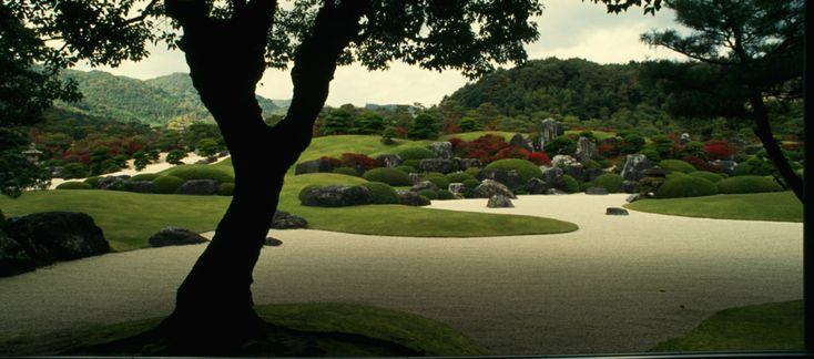 Adachi Museum of Art by Michael Yamashita
