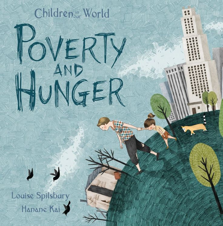 "Poverty and Hunger discusses the questions ""What is poverty and hunger? How do they affect people in countries all over the world?"" It helps children begin to understand the way others struggle with these issues and learn about ways they can help. Where issues are not appropriate to describe in words powerful illustrations help children visualize the people impacted by poverty, hunger, war, racism, and more. Images are sensitively rendered and perfectly suited for younger children. (Ages…"