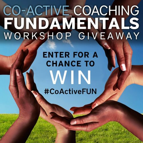 CTI is giving away 19 Co-Active coaching Fundamentals workshops in 17 cities. Enter today!