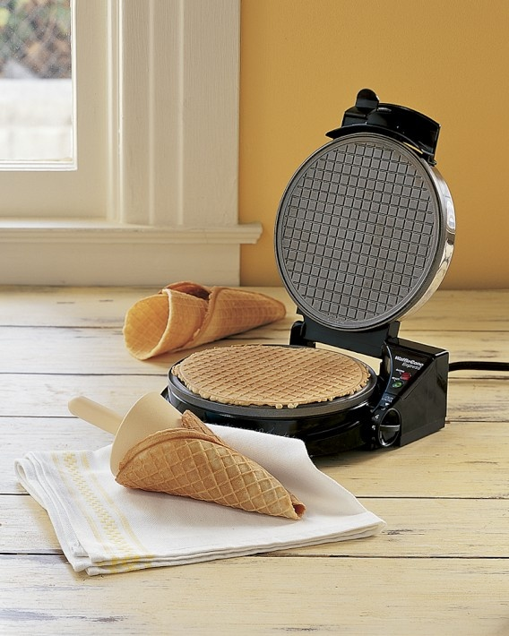 25+ best ideas about Waffle cone maker on Pinterest ...