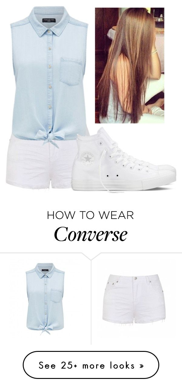 """""""Untitled #2116"""" by hannahmcpherson12 on Polyvore featuring Ally Fashion, Forever New and Converse"""
